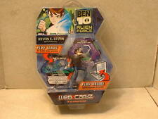 Ben 10 Alien Force Kevin Levin figurine with 33 Battle Cards