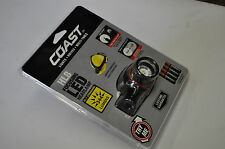 COAST HL8 19336  LED HEADLAMP   FOCUSING HEAD LAMP HIGH POWER 344 LUMENS