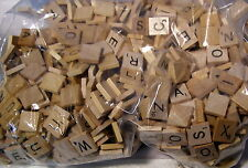 ** LOT of about 1,000 - SCRABBLE TILES -- USE for many Crafts or