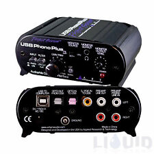 ART USB Phono Plus Phono/Line PreAmp with USB Project Series NEW FREE 2DAY SHIP!
