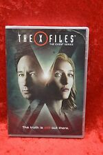 The X-Files: The Event Series (DVD, 2016, 3-Disc Set)