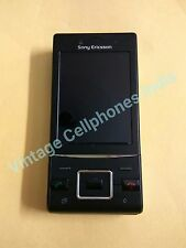 Sony Ericsson Hazel J20i - Black - Mobile Phone