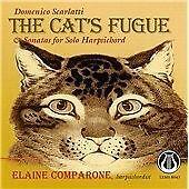 Cat's Fugue / Sonatas for Solo Harpsichord Scarlatti Audio CD