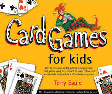 Card Games for Kids by Robin Jackson (Mixed media product, 2001)