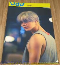 SHINEE SMTOWN COEX Artium SUM OFFICIAL GOODS Odd TAEMIN L-HOLDER CLEAR FILE NEW