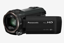 PANASONIC HC-V770 HD CAMCORDER HCV770K HDR 50X ZOOM NTSC OPEN BOX DEMO