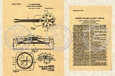NATIONAL DUOLIAN TRIOLIAN Resonator Guitar Patent #746