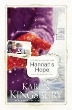 HANNAH'S HOPE The Red Gloves Series Book 4 Christian Karen Kingsbury FREE SHIP