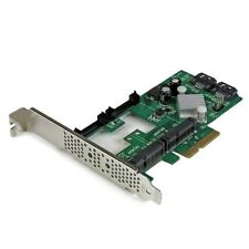StarTech.com 2 Port PCI Express 2.0 SATA III 6Gbps RAID Controller Card with 2