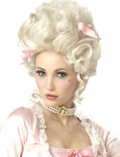 Deluxe Marie Antoinette Fancy Dress Wig Renaissance French Royal Court