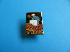 VIRAX Proffesional Tools Pin badge. Enamel. Tool. Sweep.