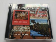 Musical Merry-Go-Round Famous Evergreens 2003 Robert Irving Douglas Gamley  CD