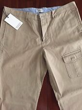 MICHAEL BASTIAN FOR DOCKER'S KHAKI CLASSIC CHINO PANTS ( W38x 34) $ 225