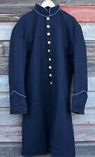 Civil war union federal infantry single breasted frock coat   46