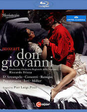 Don Giovanni [Blu-ray], New DVDs