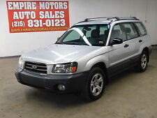 Subaru: Forester X Wagon 4-Door