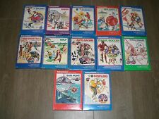Lot of 12 Intellivision gms all Complete & VG COND! Sub Hunt, Sea Battle, Chess