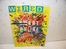 Wired Magazine August 2014 Smart Phones