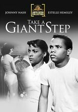 Take a Giant Step 1959 (DVD) Johnny Nash, Estelle Hemsley, Ruby Dee - New!