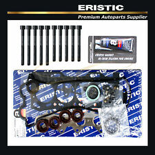 95-98 1.5L TOYOTA TERCEL PASEO ENGINE HEAD GASKET SET BOLTS SILICONE KIT 5EFE