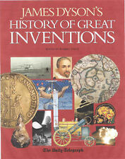 James Dyson's History of Great Inventions,GOOD Book