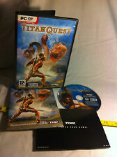 Titan Quest Hack and Slash Game PC Game Classic