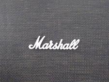 Marshall Blanco Caligrafía Logo 9 (150mm)