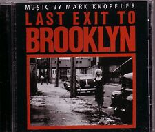 CD (NEU!) . Soundtrack - LAST EXIT to BROOKLYN (Music by Mark Knopfler mkmbh