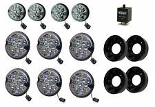 Land Rover Defender - 10 pièce être NAS style led tail light upgrade kit (clair)