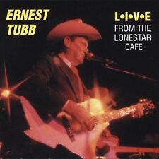 Live From The Lonestar Cafe by Tubb, Ernest