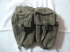 rare SAS DROP 58 PATTERN WEBBING SLR MAG AMMO POUCH modified AIRBORNE FALKLANDS