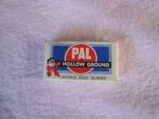 Vintage PAL Double Edge Razor Blades (Pack of 5)