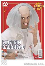 Mad Professor Scientist Einstein Wig Mad Man Halloween Fancy Dress