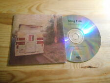 CD Indie Craig Finn - Jackson (2 Song) Promo FULL TIME HOBBY