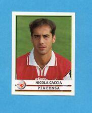 PANINI CALCIATORI 2001/2002- Figurina n.310- CACCIA - PIACENZA -NEW