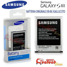 Batterie authentique pour SAMSUNG Galaxy S3 neo i9301 i9300 2100Mah eb-l1g6