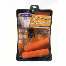 Monarch FURNITURE, DOORS & CUPBOARDS ROLLER KIT 160mm Easy To Clean *Aust Brand