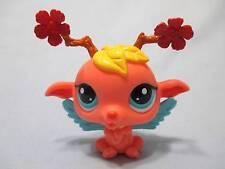 Littlest Pet Shop LPS Majestic Masquerade Fairy Orange 2832 100% Authentic