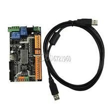 Replaceable MACH3 DIY 4 Axis USB CNC Card Controller Interface Board USBCNC