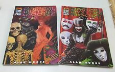 Magical Mistery Moore 1-2 . Alan Moore