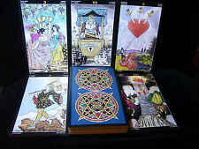 """BRAND NEW & SEALED! HUGE UNIVERSAL PROFESSIONAL EDITION TAROT CARDS 7"""" X 4"""""""