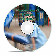 DIGITAL IMAGE PICTURE PHOTO EDITING EDITOR SOFTWARE CD, BONUS OFFICE PROGRAMS CD