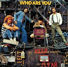 MUSIK-CD NEU/OVP - The Who - Who Are You