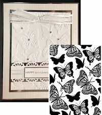Butterflies Embossing Folders By DARICE 1219-104 Animals and Insects