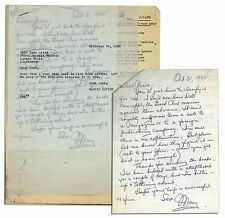 Mary Astor Autograph Letter Signed re Her Book