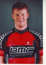 CYCLISME repro PHOTO cycliste JOHN MURPHY équipe BMC RACING TEAM 2010