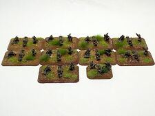 15mm WW2 ITALIAN LIGHT MORTAR PLATOON 10 bases Well Painted FoW 32779