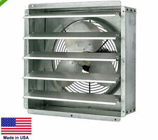"EXHAUST FAN Commercial - Direct Drive - 24"" - 1/2 Hp - 115V - 1 Spd - 5,460 CFM"