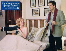 MARIE DUBOIS IL Y A LONGTEMPS QUE JE T'AIME 1979 PHOTO D'EXPLOITATION #5