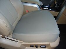 Bottom Seat Covers for Bucket Seats -(PAIR) Tan MADE OF NEOPRENE